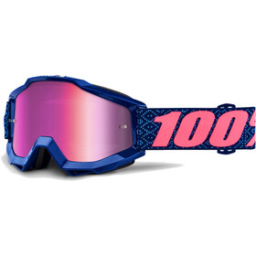100% Accuri Anti Fog Mirror Goggles Futura